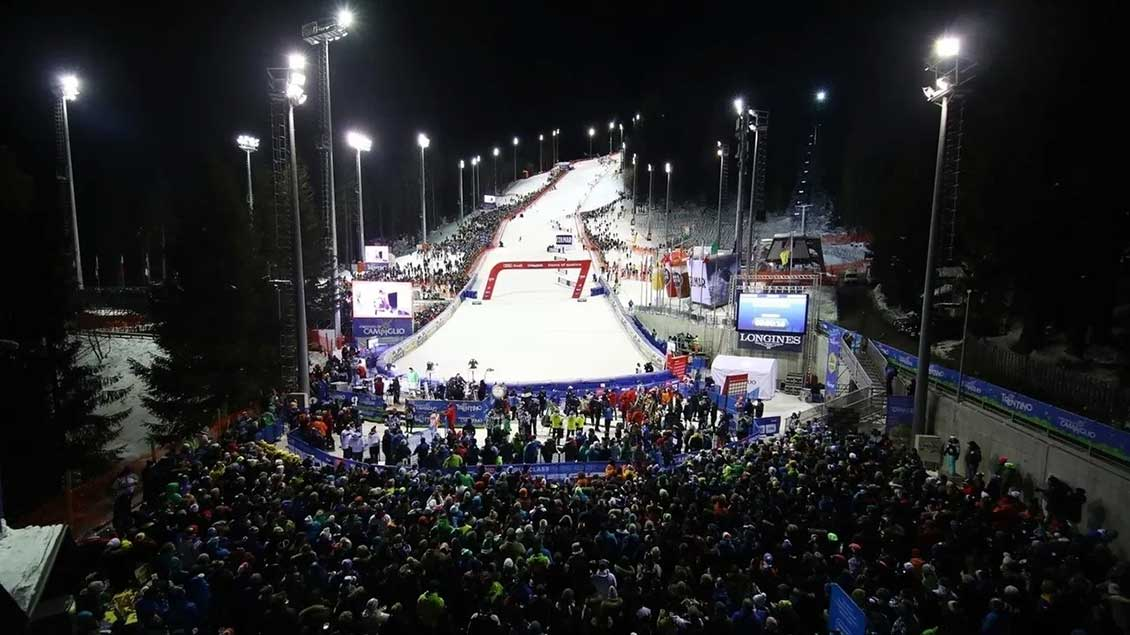 3Tre Audi ski World Cup Night Slalom